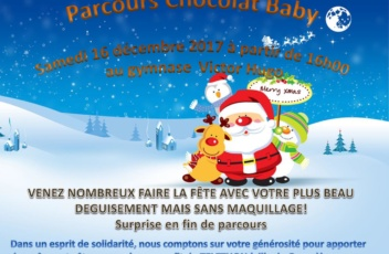 parcours Chocolat Baby Gym