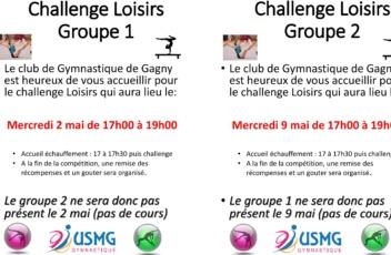 challenge loisirs